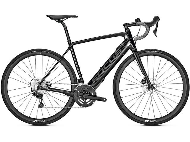 FOCUS Paralane² 9.6 - Vélo de route électrique - noir